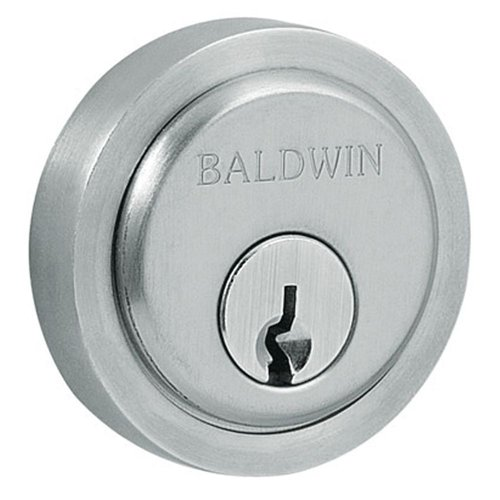 Baldwin 6738 Contemporary Cylinder Collar